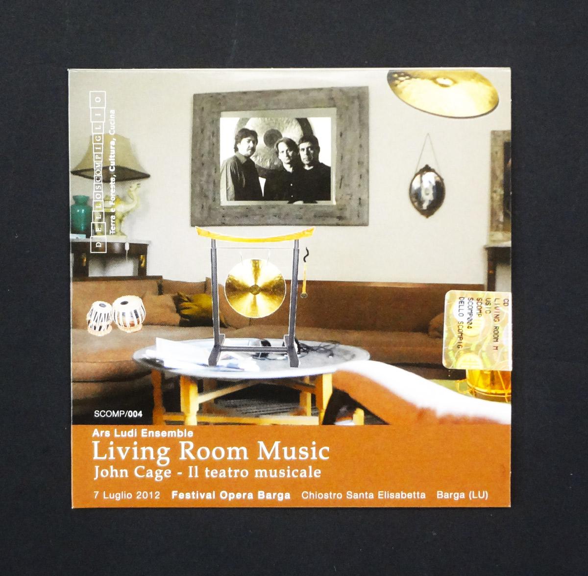 Living Room Music · Living Room Song: FONDAZIONE BONOTTO