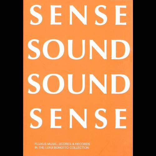 Private view Sense Sound / Sound Sense