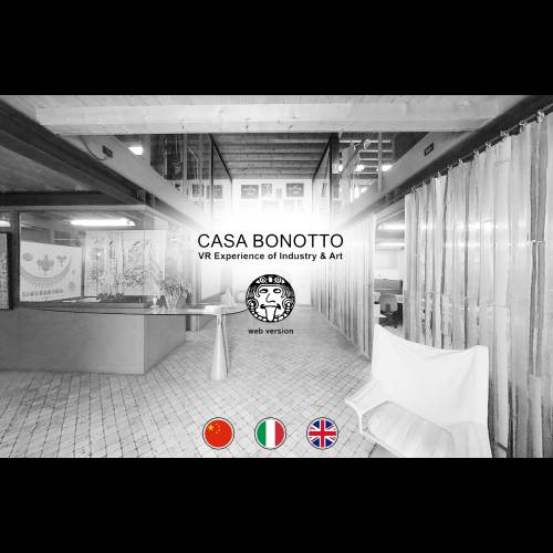 Casa Bonotto: VR experience of Industry & Art