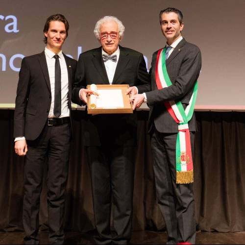 Bonotto: Culture Award of Bassano
